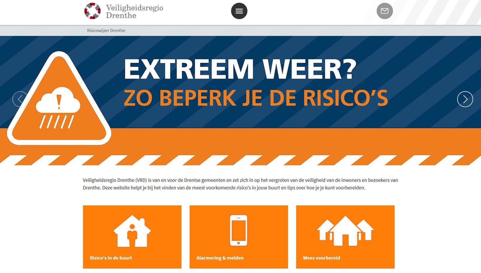 website risicowijzer